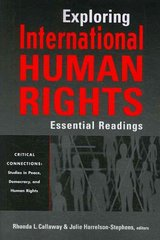 Exploring International Human Rights 1st Edition 9781588264374 1588264378