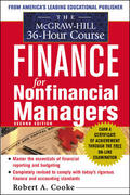The McGraw-Hill 36-Hour Course in Finance for Nonfinancial Managers 2nd edition 9780071425469 0071425462