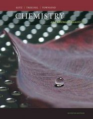 Chemistry and Chemical Reactivity 7th edition 9780495387039 0495387037