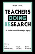 Teachers Doing Research 2nd edition 9780805835892 080583589X