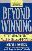 Beyond Winning 1st Edition 9780674012318 0674012313