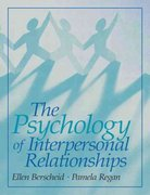 The Psychology of Interpersonal Relationships 1st edition 9780131836129 0131836129