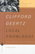 Local Knowledge 2nd edition 9780465041626 0465041620