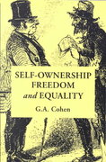 Self-Ownership, Freedom, and Equality 0 9780521477512 0521477514