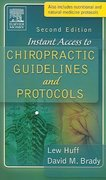 Instant Access to Chiropractic Guidelines and Protocols 2nd edition 9780323030687 0323030688