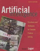 Artificial Intelligence 6th Edition 9780321545893 0321545893