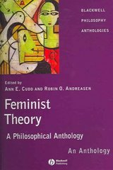 Feminist Theory 1st Edition 9781405116619 1405116617