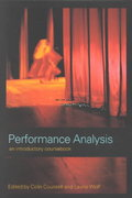 Performance Analysis 1st Edition 9780415224079 0415224071
