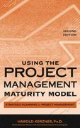 Using the Project Management Maturity Model 2nd Edition 9781118009321 1118009320