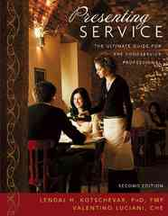 Presenting Service 2nd Edition 9780471475781 0471475785