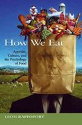 How We Eat 1st Edition 9781550225631 1550225634