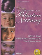 Wong's Essentials of Pediatric Nursing 6th edition 9780323009898 0323009891