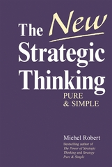 The New Strategic Thinking 1st edition 9780071462242 0071462244