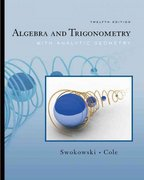 Algebra and Trigonometry with Analytic Geometry 12th edition 9780495383420 0495383422