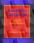 Assembly Language for the IBM PC Family 3rd Edition 9781576760581 1576760588