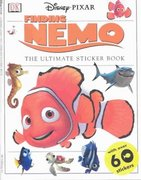Ultimate Sticker Book: Finding Nemo 0 9780789492456 0789492458