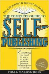 The Complete Guide to Self-Publishing 4th edition 9781582970912 1582970912