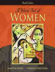 World Full of Women, A 4th Edition 9780205454426 0205454429