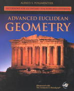 Advanced Euclidean Geometry 1st edition 9781930190856 1930190859