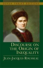 Discourse on the Origin of Inequality 0 9780486434148 0486434141