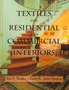 Textiles for Residential and Commercial Interiors 2nd Edition 2nd edition 9781563671784 1563671786