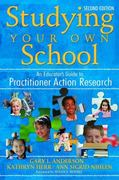 Studying Your Own School 2nd Edition 9781412940337 1412940338