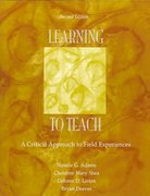 Learning to Teach 2nd Edition 9781410617323 1410617327