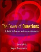 The Power of Questions 1st Edition 9780325006987 0325006989