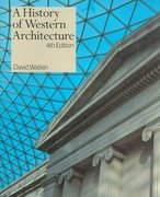 A History of Western Architecture, 4th edition 4th edition 9780823022779 0823022773