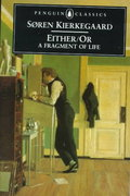 Either/Or 1st Edition 9780140445770 0140445773