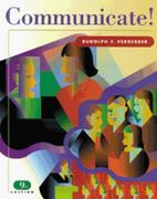 Communicate! 9th Edition 9780534520748 053452074X