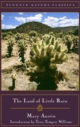 The Land of Little Rain 1st Edition 9780140249194 0140249192