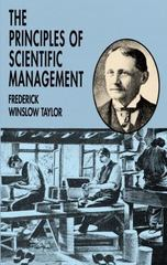 The Principles of Scientific Management 1st Edition 9780486299884 0486299880
