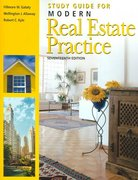 Study Guide for Modern Real Estate Practice 17th edition 9781419521942 1419521942