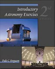 Introductory Astronomy Exercises 2nd edition 9780534379773 053437977X