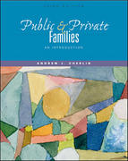 Public and Private Families 3rd edition 9780072510393 0072510390