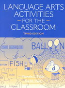 Language Arts Activities for the Classroom 3rd edition 9780205308637 0205308635