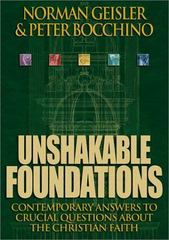 Unshakable Foundations 1st Edition 9780764224089 0764224085