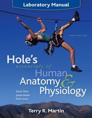 Laboratory Manual to accompany Hole's Essentials of Human Anatomy &amp. Physiology 10th edition 9780072965674 0072965673