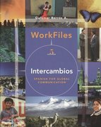 Workfiles for Intercambios: Spanish for Global Communication, 5th 5th edition 9781413020168 141302016X