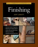 Taunton's Complete Illustrated Guide to Finishing 0 9781561585922 1561585920
