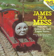 James in a Mess and Other Thomas the Tank Engine Stories (Thomas & Friends) 0 9780679838951 0679838953