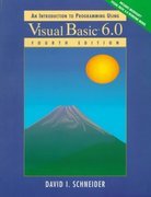 An Introduction to Programming with Visual Basic 6.0, Update Edition 4th Edition 9780131427075 0131427075