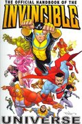 The Official Handbook of the Invincible Universe 0 9781582408316 1582408319