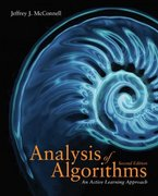 Analysis Of Algorithms 2nd Edition 9780763707828 0763707821