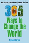 365 Ways To Change the World 0 9780743297783 0743297784