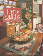 Little Quilts - All Through the House 0 9781564770332 1564770338
