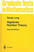 Algebraic Number Theory 2nd edition 9780387942254 0387942254