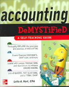 Accounting Demystified 1st edition 9780071450836 0071450831