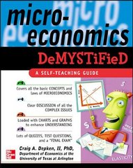 Microeconomics Demystified 1st Edition 9780071459112 0071459111